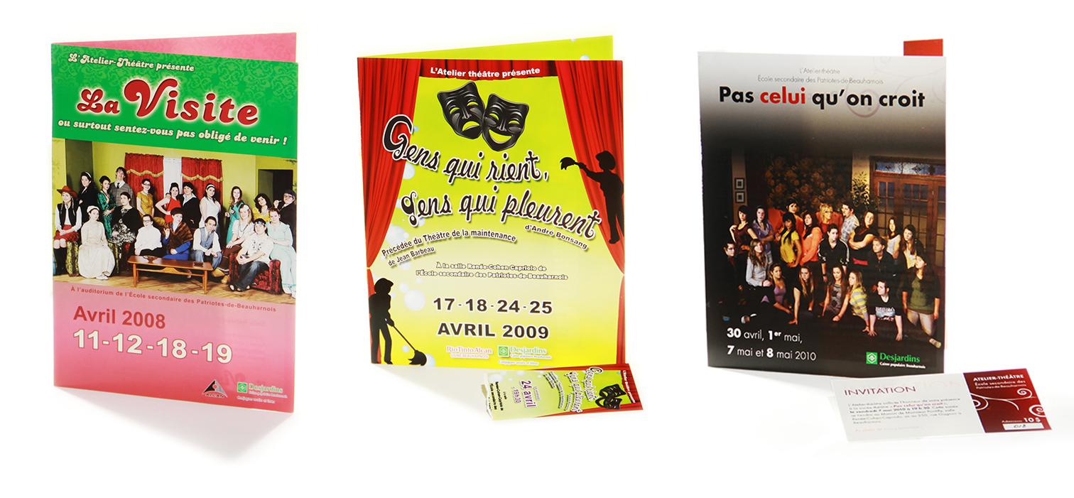 Theatre infographie